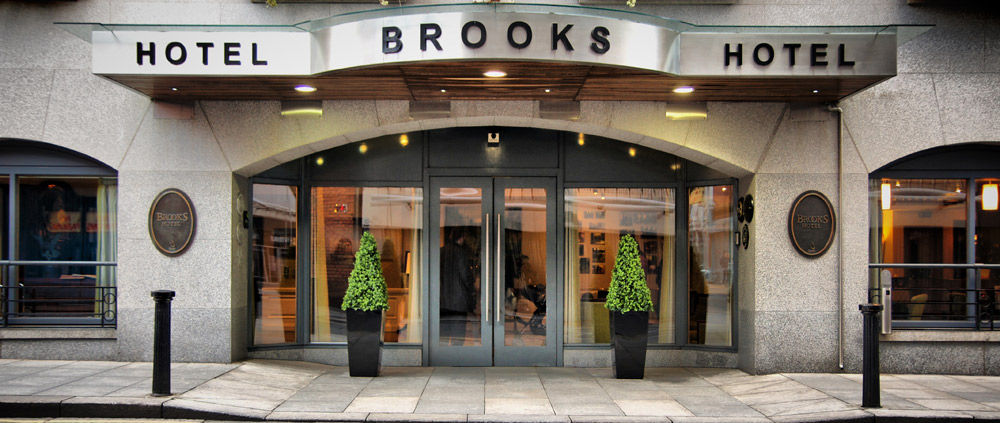 Brooks Hotel Dublin, Ireland