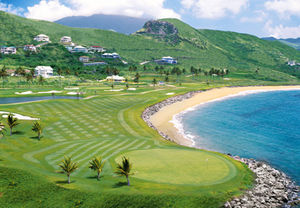 Marriott St. Kitts Royal Beach Resort