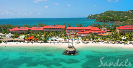Sandals Grande St Lucian Spa and Beach Resort