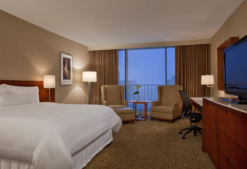 Guest Room at Westin Galleria Houston, TX