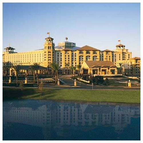 Gaylord Palms Resort And  Convention