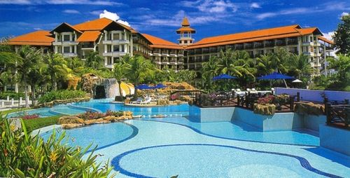 Sutera Harbour Resort