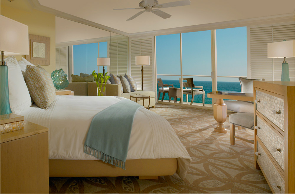 Ocean Front Suite at Surf and Sand Resort, CA