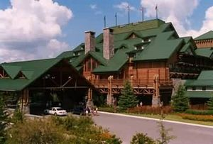 Disneys Wilderness Lodge