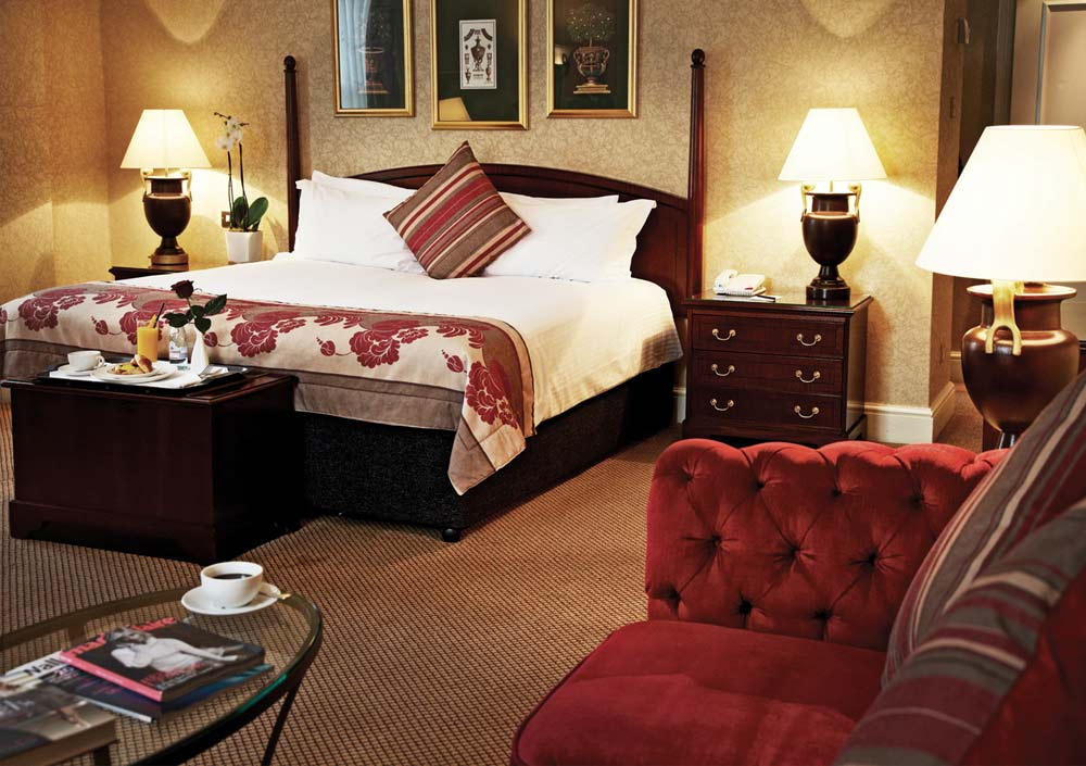 Double Club Room at Millennium Bailey's Hotel London