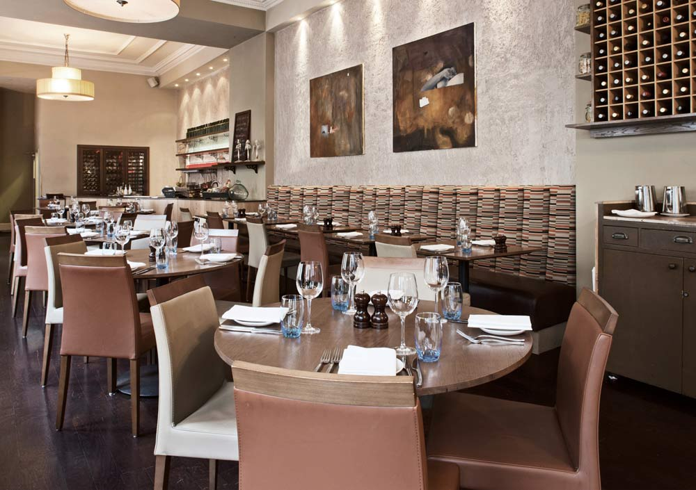 Olive Restaurant at Millennium Bailey's Hotel London