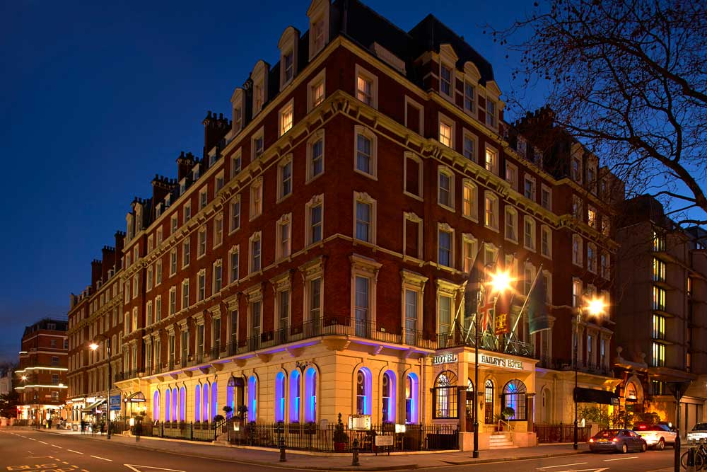 Central Park Hotel London Reviews