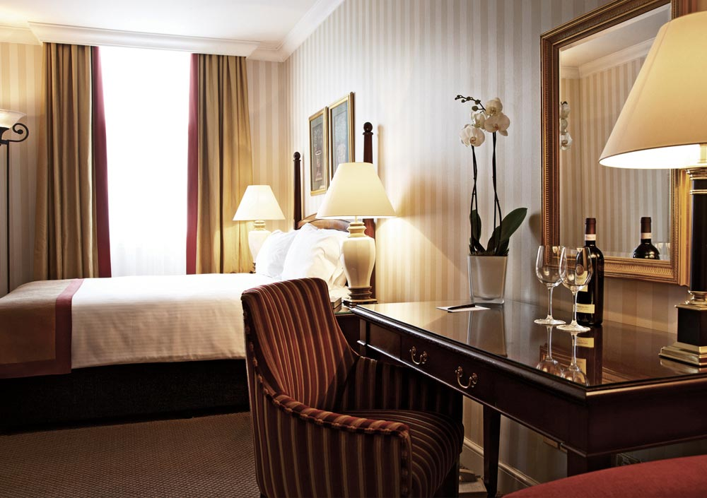 Double Room at The Millennium Bailey's Hotel London