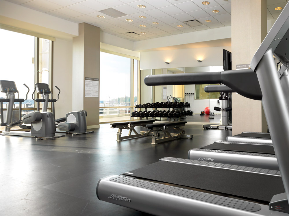 Fitness Center at The Westin Washington National Harbor, MD