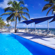 Pool at Nisbet Plantation Beach Club Nevis, Saint Kitts and Nevis