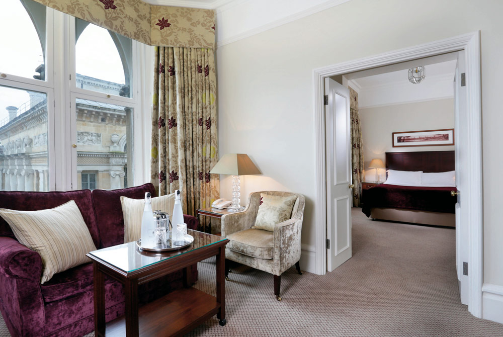 Executive Suite at Macdonald Randolph, UK