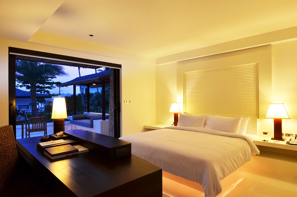 Guest Room at The Racha Phuket, Thailand