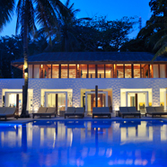 Exterior of The Racha Phuket, Thailand