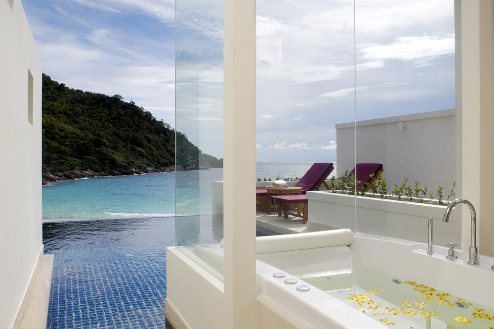 Pool Villa with Jacuzzi at The Racha Phuket, Thailand