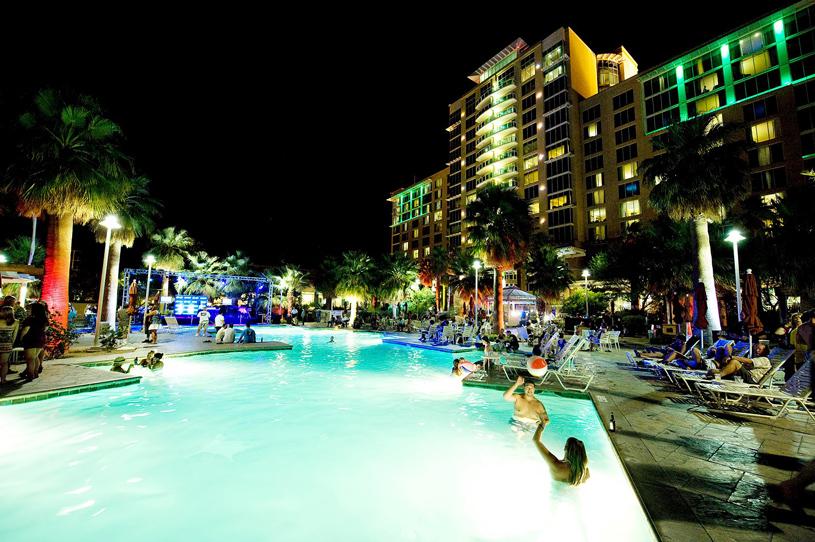 Agua Caliente Casino Spa Resort