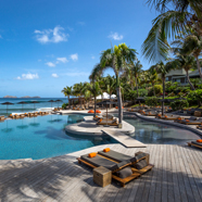Hotel Le Christopher St Barth outdoor pool