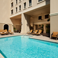 Outdoor Pool at The Westin Gaslamp Quarter San Diego, CA