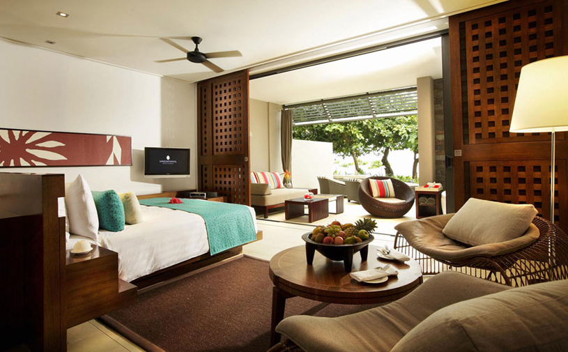 InterContinental Fiji Golf Resort and Spa Groom King Suite
