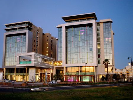 African Pride Crystal Towers Hotel and Spa
