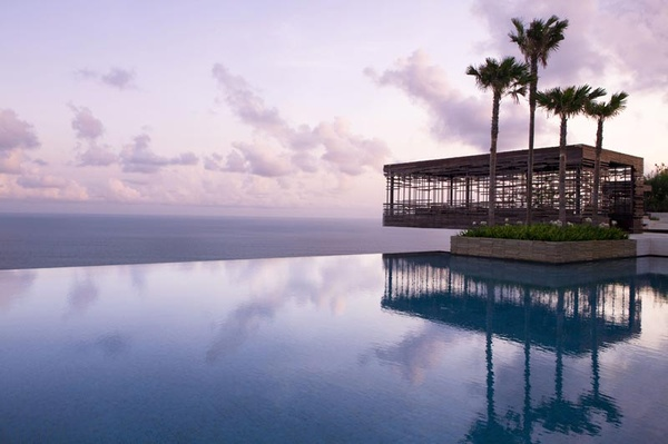 Infinity Pool at Alila Villas Uluwatu