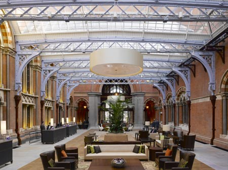 The St. Pancras Renaissance London Hotel