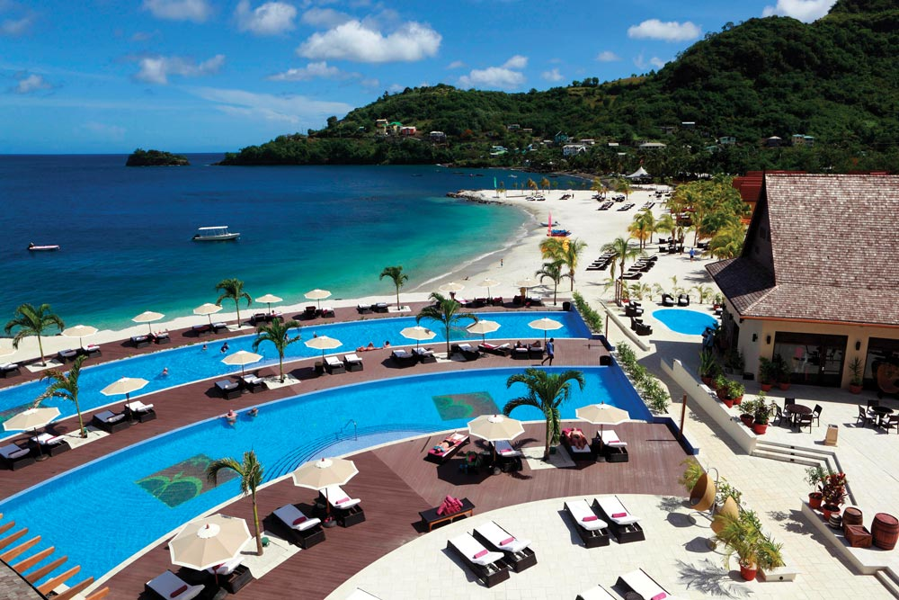 Buccament Bay Spa and Resort, Saint Vincent and the Grenadines