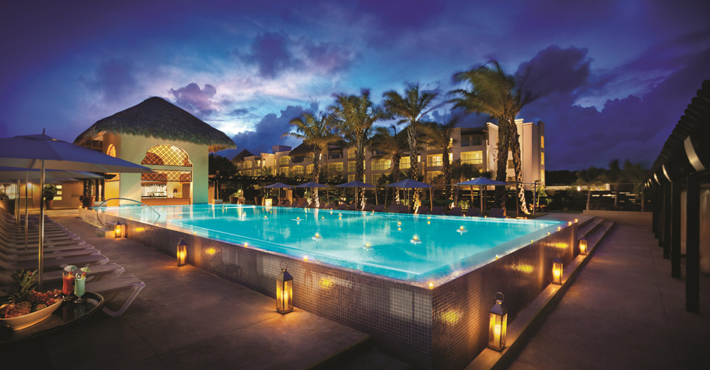 Eden Pool at Hard Rock Hotel and Casino Punta Cana