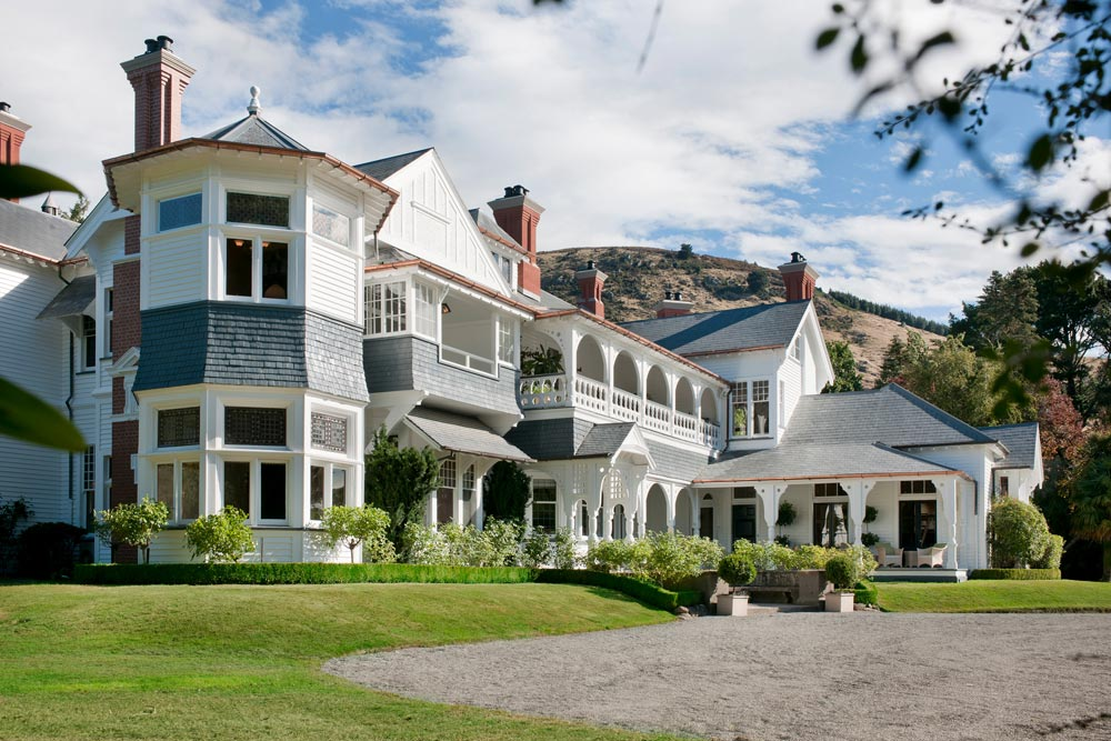 Otahuna Lodge