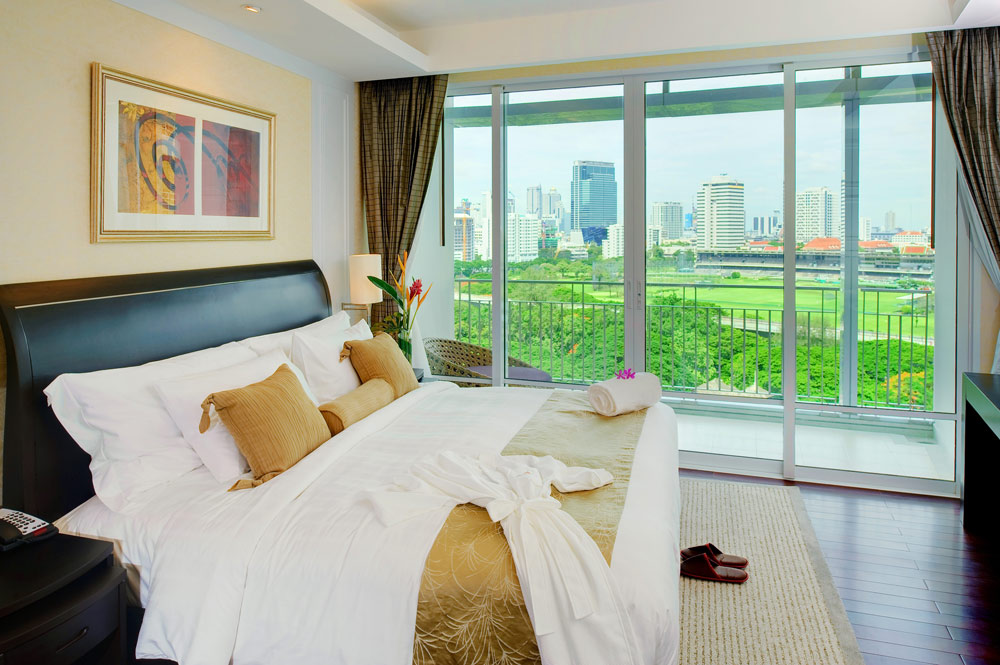 One Bed Suite at Anantara Baan Rajprasong Serviced Suites Bangkok