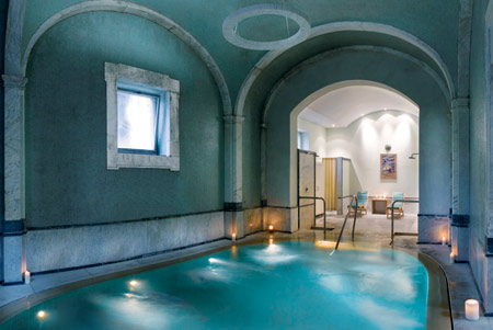 Cool Pools: Bagni di Pisa Natural Spa Resort | Five Star Alliance