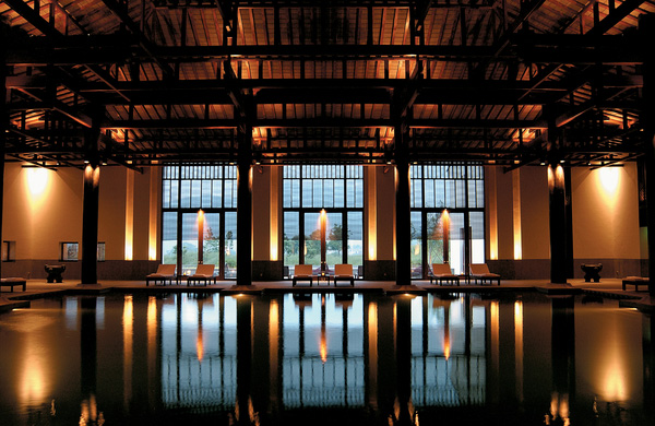 Fuchun Resort Indoor Wellness Pool