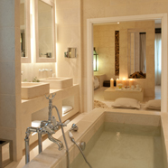 Bath at Borgo Egnazia