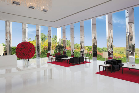 The Oberoi Gurgaon Lobby