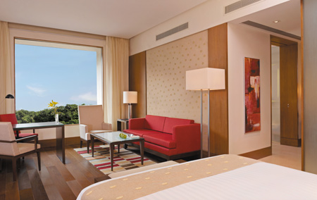 The Oberoi Gurgaon Guest Rooms