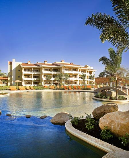 Coming In The 18 Spot Is Westin Resort And Spa Playa Conchal Which S Located Cabo Velas Costa Rica Guanacaste Province