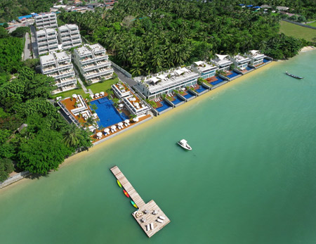 Serenity Resort and Residences