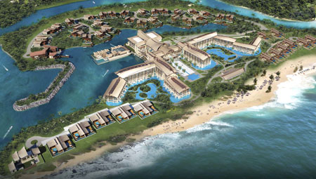 The St Regis Sanya Saylong Bay Resort