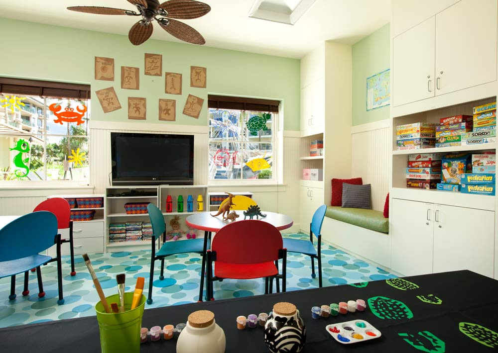 The Westin Ka'Anapali Ocean Resort Villas Kids Club