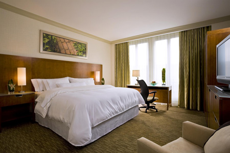 The Westin Georgetown King Guest Room