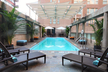 The Westin Georgetown Seasonal Outdoor Pool