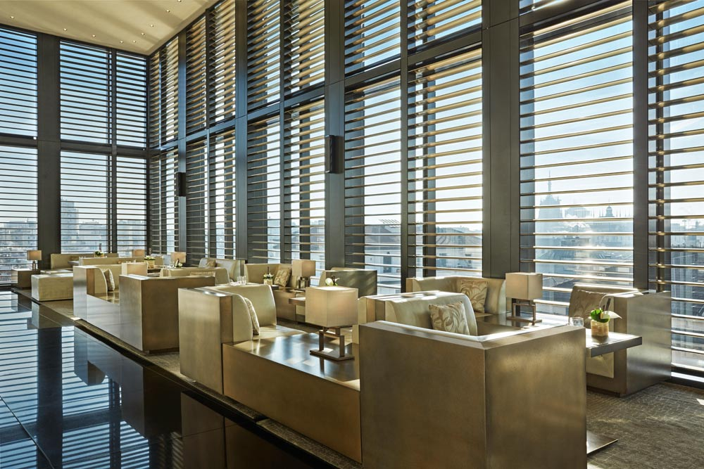Armani Hotel Milanos Armaniristorante Concept Five Star Alliance