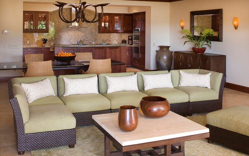 Wailea Beach Villas Interior