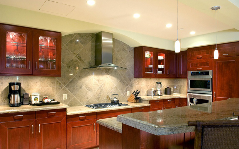 Wailea Beach Villas Kitchen