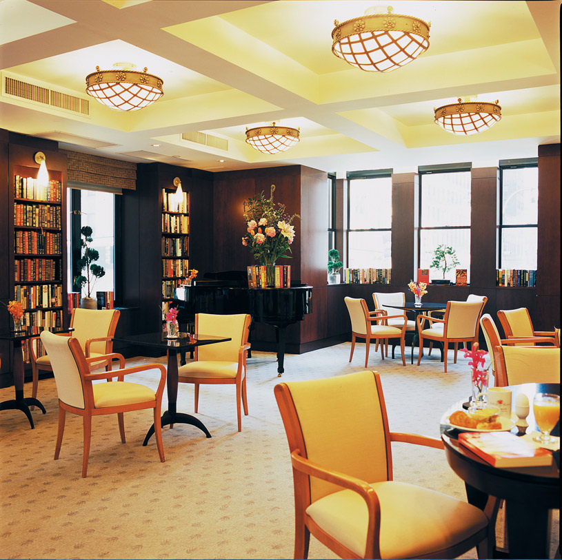The Library Hotel