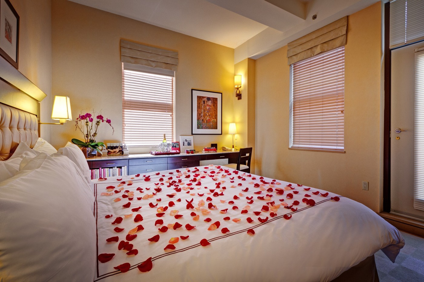 The Library Hotel Love Room