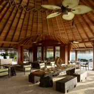 Sea Grill Restaurant at Dusit Thani Maldives