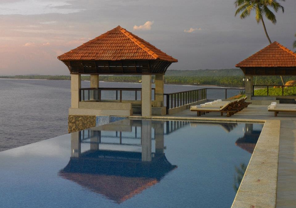 The Leela Kovalam Beach Resort