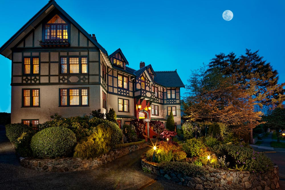 Discover abigail 39 s hotel five star alliance for Best boutique hotels vancouver bc
