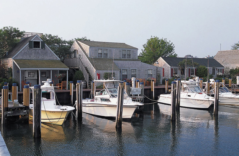 The Cottages at the Boat Basin