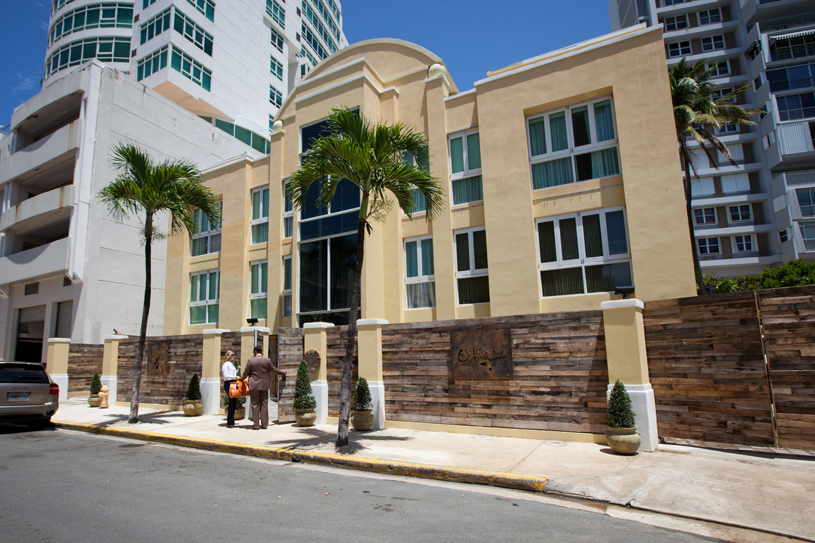 Olive Boutique Hotel Exterior